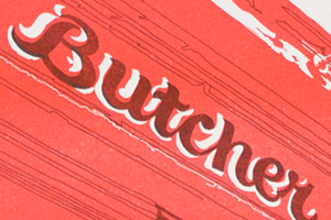 Butchers, Albert Street